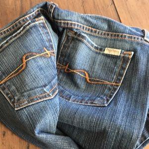 David Kahn Lauren Jeans Size 10